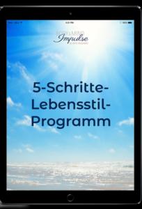 5-Schritte-Lebensstil-Programm mit MS