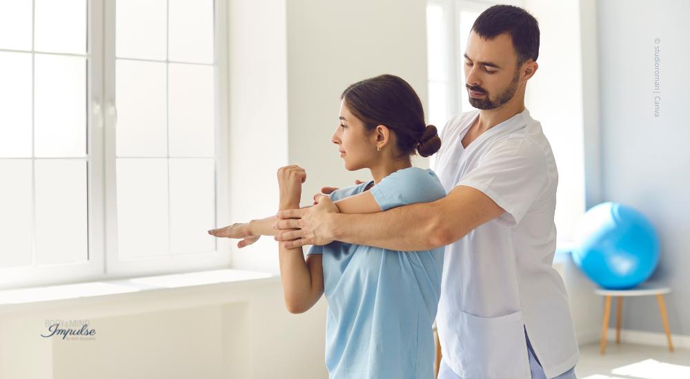 KG-ZNS | Physiotherapie bei Multiple Sklerose (MS) hilft Betroffenen die typischen MS-Beschwerden zu lindern.