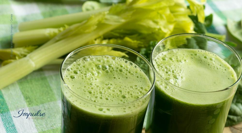 Sellerie-Saft: Alles über den Superfood-Drink | #celeryjuice
